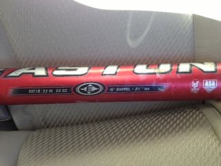 Easton Stealth Fastpitch II Softball Bat 3322 Sc888 VERY RARE High Pe - $100 (Crockett, Texas)