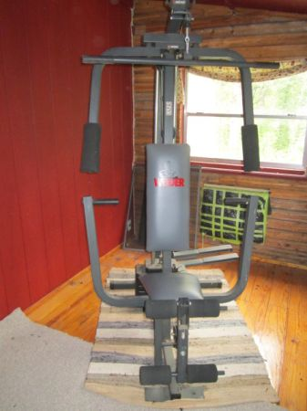 weider universal Gym - $150 (LAKE FORK)