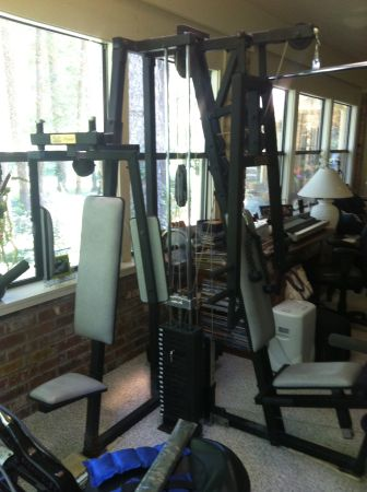 Pacific Fitness Universal Home Gym - $600 (Leesburg, TX)