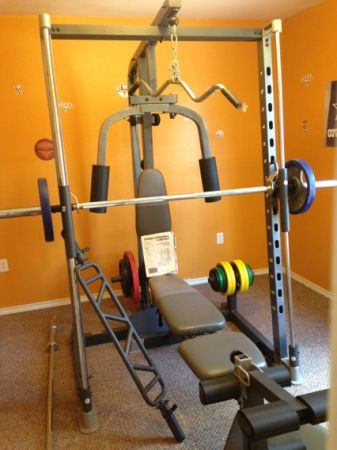 Weight Bench - $300 (Longview)