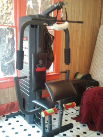 Weider xp23 home gym for sale - $250 (Rusk texas)