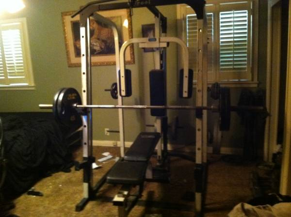 Home gym fast sale - $300 (tyler)