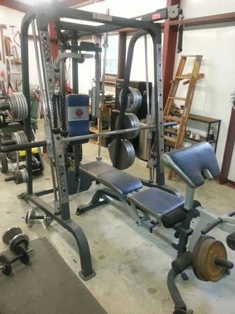 Macy MWB-4360 Home Gym - $450 (Big Sandy, Texas)