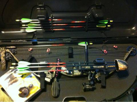 Youth womens PSE bow - $300 (Livingston tx)