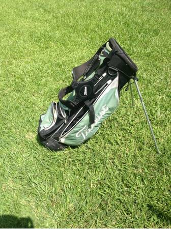 Ping and Titleist Golf Bags - $25 (Tyler )
