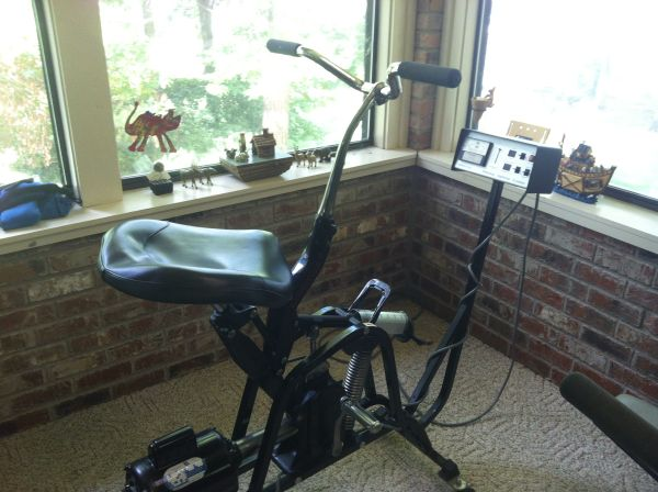 Original Exercycle Executive Model, Like New - $400 (Leesburg, TX)