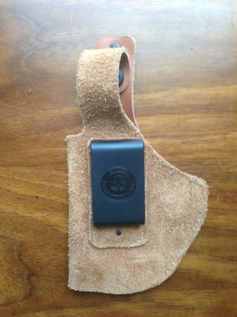 Galco Leather IWB Holster - $25