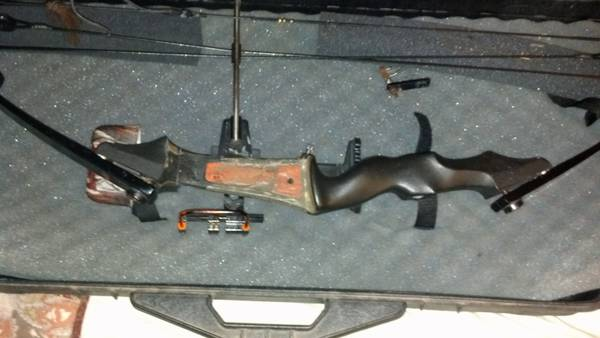 martin lynx magnum compound bow - $125 (tyler texas )