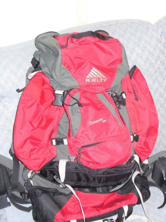 KELTY BACKPACK - $75 (Palestine)