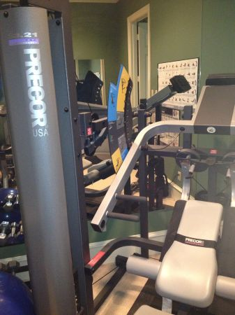 Precor S3.21 Strength Multiple Station - $500 (Kilgore area)