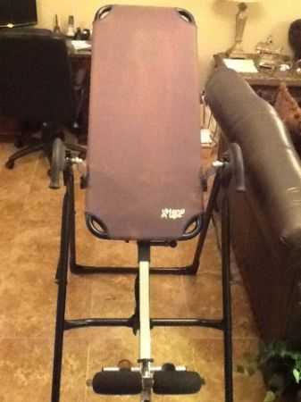 TEETER HANG-UPS F7000 INVERSION TABLE - $200 (Longview TX)