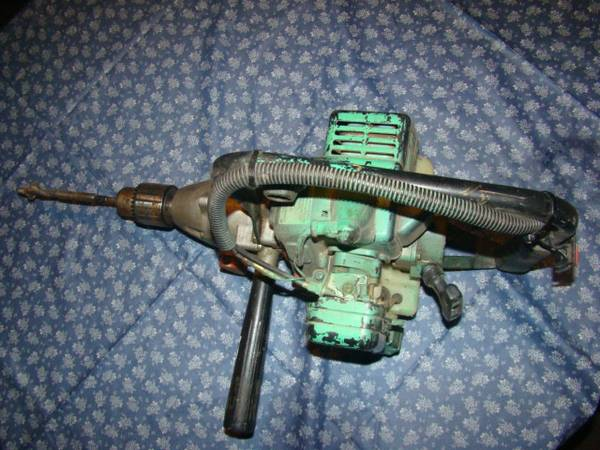pro force tanaka gas drill - $250 (bullard)