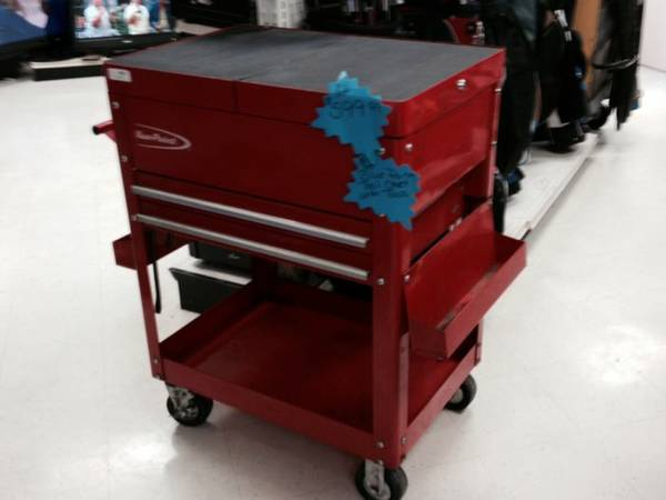 Tool box blue point - $650 (Longview )