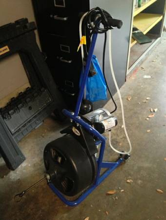 Professional Drain Cleaner Auger (Tyler, TX)