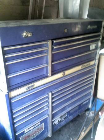 Limited Edition SnapOn Tool Box - $3500 (Kemp,Tx)