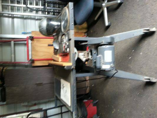 sears craftsman 10 in. table saw - $200 (whitehouse)