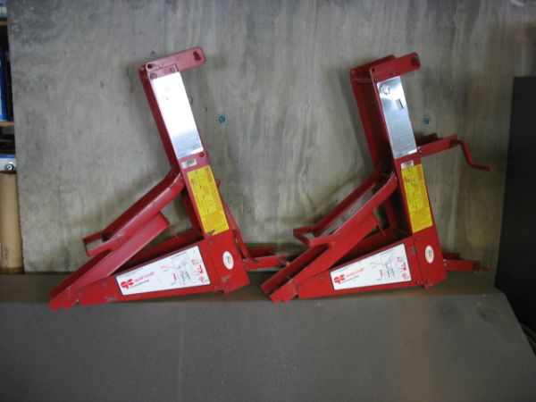 Qual Craft Pump Jacks - $75 (Chandler)