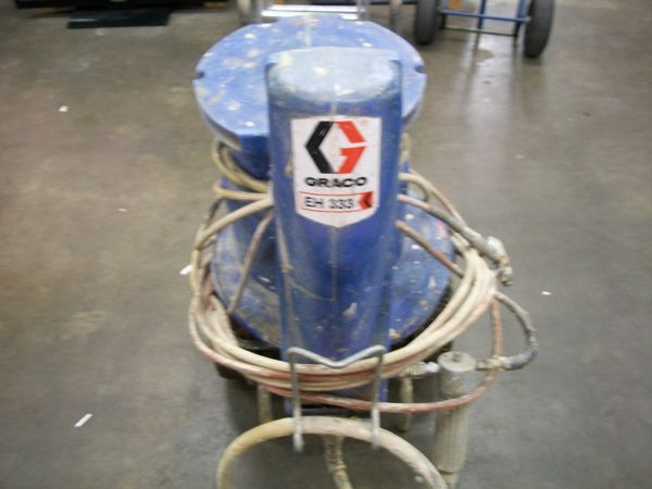 Graco EH333 Airless sprayer - $500 (TYLER)