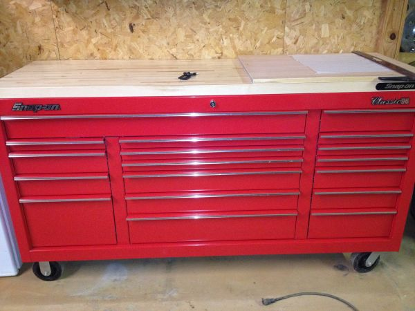 Snap-On Classic 96 tool box $3700 OBO - $3700 (Nacogdoches)
