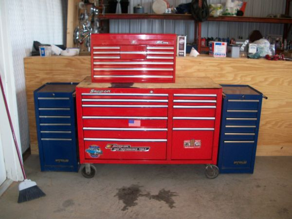 Snap-on MAC tool boxes - $1880 (Athens)