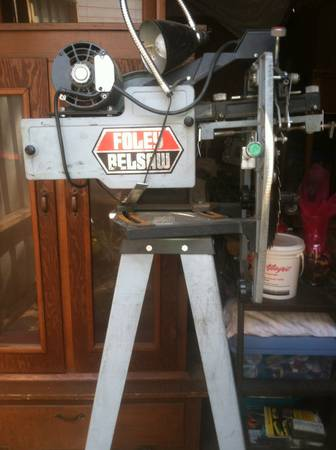 Foley belsaw sf1000 - $1200 (Athens)