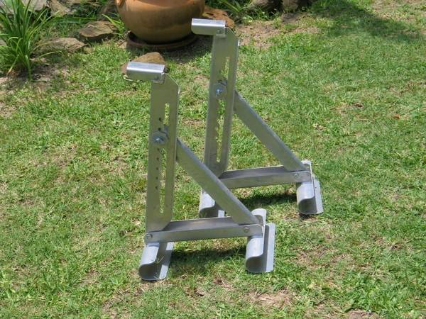 New Qual-Craft Ladder Jacks - $75 (Coffee City)