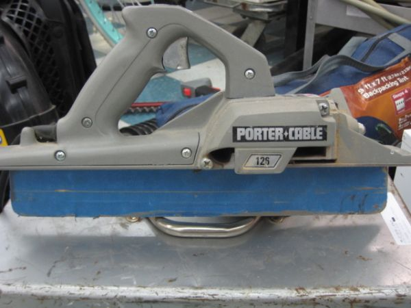 Portercable 126 Door Planer - $239 (Tyler, Tx)
