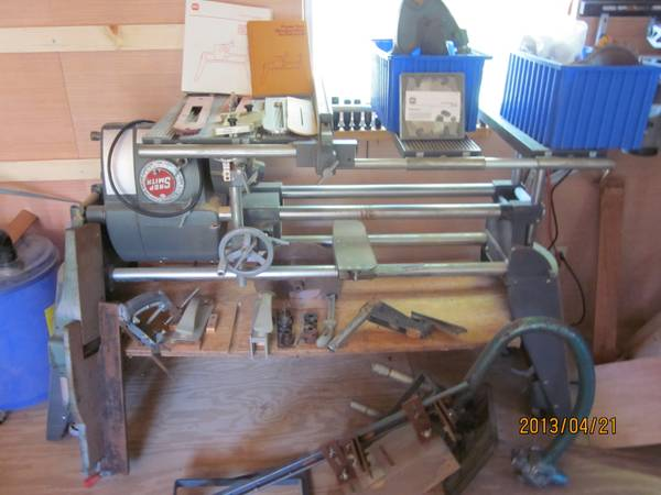 Shopsmith with attachments - $700 (Flint)