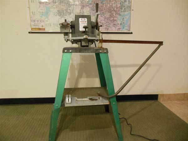 foley belsaw industrial sharpener grinder - $200 (longview)