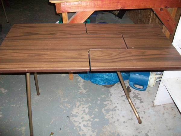 2 SEWING TABLES  BROWNSBORO