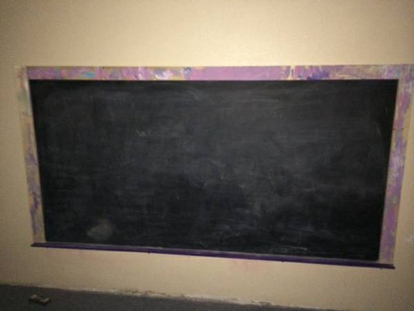 Chalk Board    Great Price    -   x0024 50  tyler tx