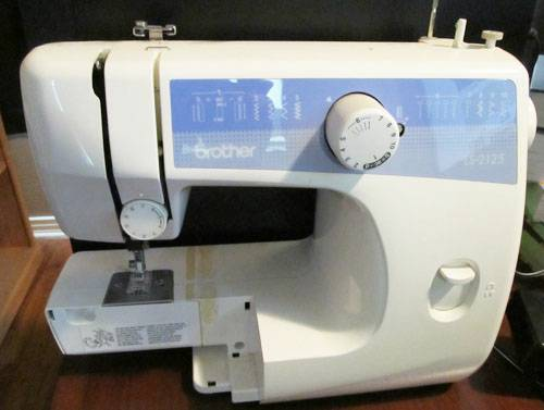 Brother LS-2125 Sewing Machine - $30 (Tyler, Tx)