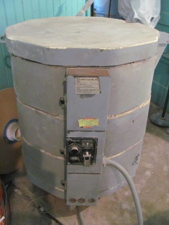 Electric kiln - $400 (Kilgore TX)