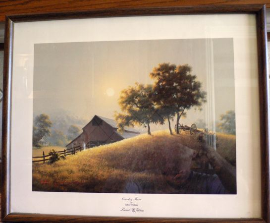 Dalhart Windberg Prints Framed - $40 (Chandler)