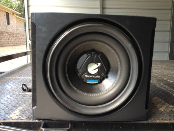 MISC CAR AUDIO EQUIPMENT - $385 (Overton Tx)