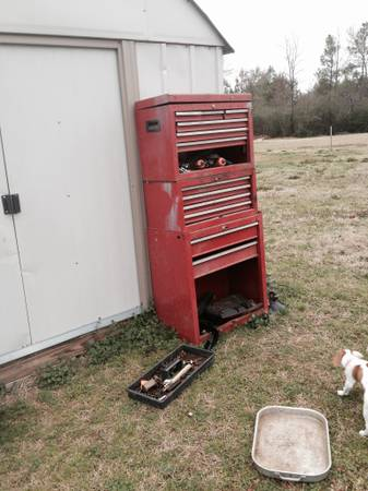 Tools, MOTOR, and more (longview)