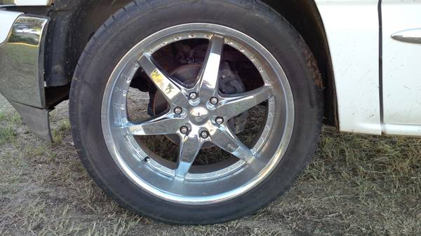22 Inch Chevy Wheels For Sale