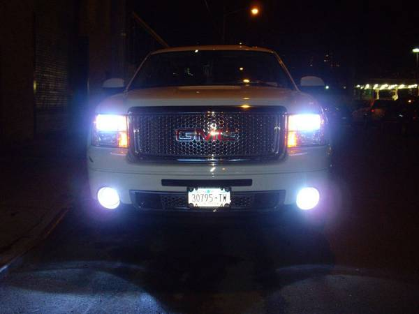 HID KITS LED BARS LEDS (KAUFMAN)