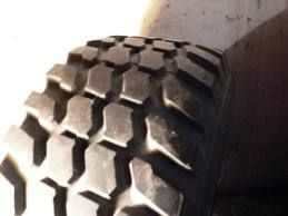 MUD TIRES 35S WITH RIMS - $450 (OBO)
