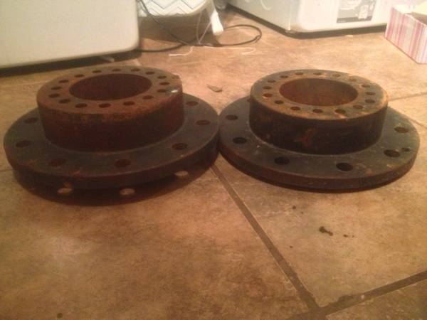 Dually adapters - $450 (Tyler )
