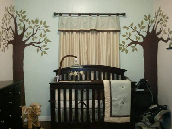 Baby Cache Essentials Crib - $200 (Tyler Tx)
