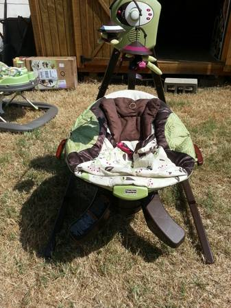 Baby equipment bundle - $185 (Mabank)