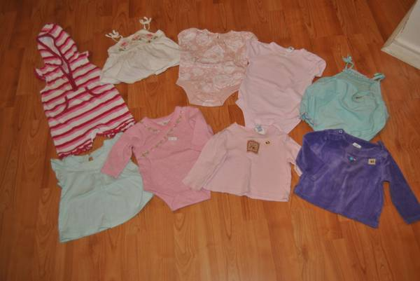Baby Girl Gap lot 3-6 months - $20 (Whitehouse)