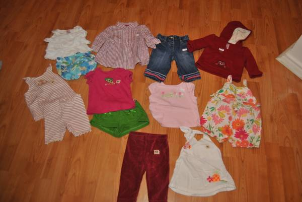 Baby Girl Gymboree lot 3-6 month - $30 (Whitehouse)