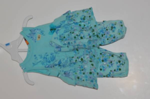 Baby girl outfit size 3-6 months -   x0024 5  Whitehouse