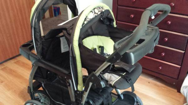 Grace double stroller ready2grow - x0024150 (palestine, tx)