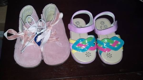 toddler shoes and sandals - $10 (Longview)
