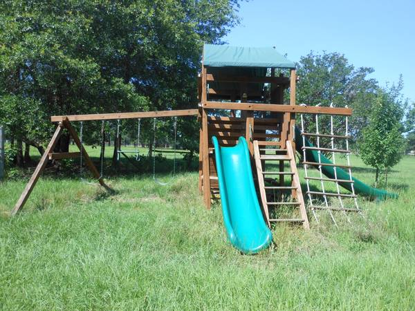 Large Heavy Duty Kids PlaySet - $1500 (Lindale, Tx)