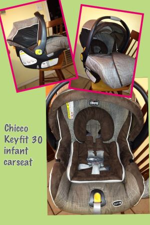 Chicco infant carseat - $95 (So. Tyler)
