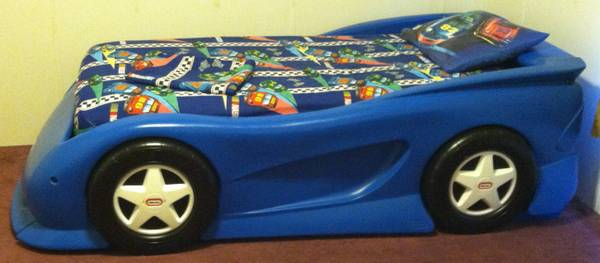 Car bed - $100 (Gilmer area)